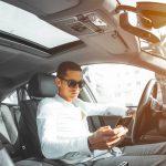praca jako kierowca Ubera